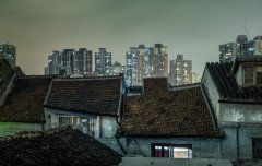 Shanghai Night #1 by Nicolas Jandrain
