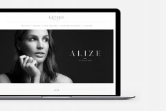 Leysen website - Digital experience and luxe by VisualMeta4